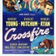 Films, October 07, 2019, 10/07/2019, Crossfire (1947): Five Time Oscar Nominated Crime Film-Noir