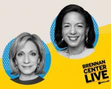 Author Readings, October 03, 2019, 10/03/2019, Susan Rice, Obama's Ambassador to the UN, Discusses Her Book Tough Love: My Story of the Things Worth Fighting For with NBC's Andrea Mitchell