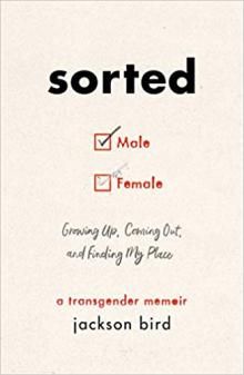Author Readings, October 08, 2019, 10/08/2019, Sorted: Growing Up, Coming Out, and Finding My Place