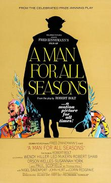 Films, December 05, 2019, 12/05/2019, A Man for All Seasons (1966): Six Time Oscar Winner Including Best Picture