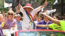 Discussions, October 10, 2019, 10/10/2019, Celebrating Gay Rights Activist Edie Windsor