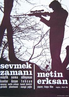 Films, October 18, 2019, 10/18/2019, Time to Love (1965): Turkish Drama