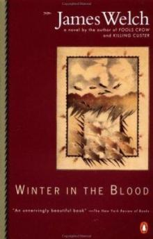 Book Discussions, October 21, 2019, 10/21/2019, Winter in the Blood: A Classic of the Native American Renaissance