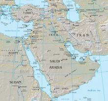 Lectures, October 23, 2019, 10/23/2019, American Foreign Policy in the Middle East