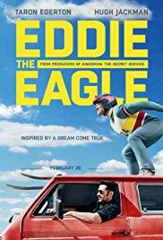 Films, October 03, 2019, 10/03/2019, Eddie the Eagle (2015): Olympic Biopic with Taron Egerton, Hugh Jackman (Outdoors)