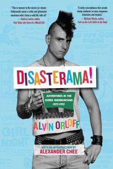 Author Readings, October 23, 2019, 10/23/2019, Disasterama! Adventures in the Queer Underground 1977-1997