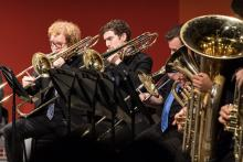 Concerts, October 10, 2019, 10/10/2019, Brass Ensemble Perfoms Works by J.S. Bach, Strauss and more