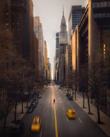 Forums, October 15, 2019, 10/15/2019, Muting the City: New York's Struggle with Noise