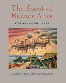 Author Readings, October 23, 2019, 10/23/2019, The Scent of Buenos Aires: Stories