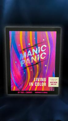 Author Readings, October 15, 2019, 10/15/2019, Manic Panic Living in Color: A Rebellious Guide to Hair Color and Life