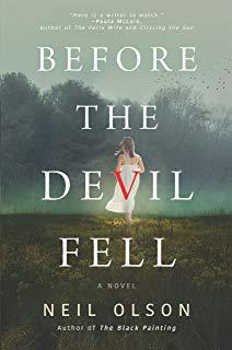 Author Readings, October 10, 2019, 10/10/2019, Before the Devil Fell: Deliciously Dark and Atmospheric Suspense