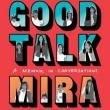 Author Readings, November 15, 2019, 11/15/2019, Good Talk: A Memoir in Conversations
