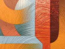 Opening Receptions, October 19, 2019, 10/19/2019, non-zero sum: Large-Scale Paintings and a Board Game