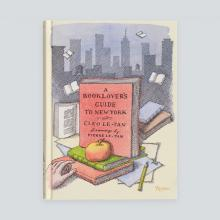 Book Signings, October 22, 2019, 10/22/2019, A Booklover's Guide to New York: The Fascinating Literary History of the Neighborhoods