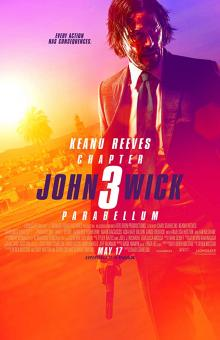 Films, March 27, 2020, 03/27/2020, !!!CANCELLED!!! John Wick: Chapter 3 - Parabellum (2019): Action Thriller With Keanu Reeves And Halle Berry !!!CANCELLED!!!
