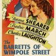 Films, November 21, 2019, 11/21/2019, The Barretts of Wimpole Street (1934): Two Time Oscar Nominated Drama With Norma Shearer