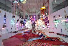 Opening Receptions, October 24, 2019, 10/24/2019, Tijuanatanjierchandelier: Investigating Contemporary Consumer Culture