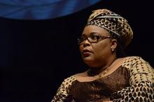 Discussions, October 28, 2019, 10/28/2019, Feminist Foreign Policy with Nobel Peace Prize Laureate Leymah Gbowee
