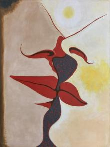 Opening Receptions, October 24, 2019, 10/24/2019, Enigma and Desire: Man Ray Paintings