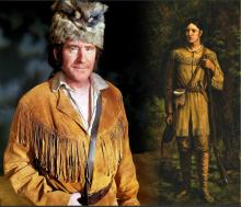 Staged Readings, October 24, 2019, 10/24/2019, The Confessions of Davy Crockett: Broadway Star in A Play About The American Hero