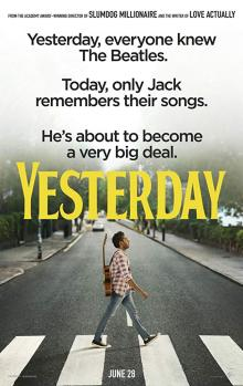 Films, December 10, 2019, 12/10/2019, Yesterday (2019): No One Remembers The Beatles Other Than Him