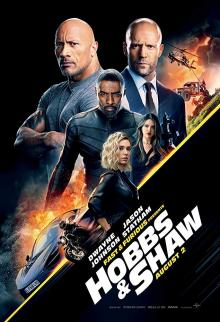 Films, December 05, 2019, 12/05/2019, Fast & Furious Presents: Hobbs & Shaw (2019): Action Comedy With Dwayne Johnson And Jason Statham
