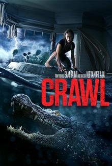 Films, December 26, 2019, 12/26/2019, Crawl (2019): She Has To Fight For Her Life Against Alligators
