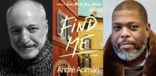 Author Readings, December 04, 2019, 12/04/2019, Find Me: Andre Aciman Presents His Sequel to Call Me by Your Name