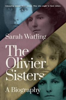 Author Readings, December 16, 2019, 12/16/2019, The Olivier Sisters: A Biography