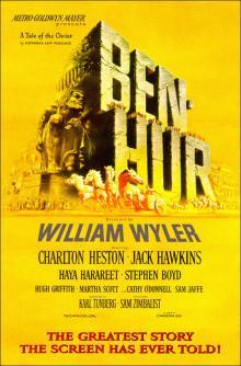 Films, December 10, 2019, 12/10/2019, Ben-Hur (1959): Eleven Time Oscar Winning Adventure Drama