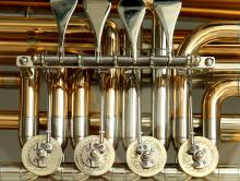 Concerts, March 19, 2020, 03/19/2020, !!!CANCELLED!!! Works By Glazunov, Persichetti And More For Tuba !!!CANCELLED!!!