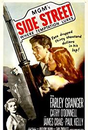Films, December 13, 2019, 12/13/2019, Side Street (1950): Film Noir with Farley Granger