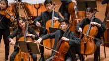 Concerts, December 11, 2019, 12/11/2019, Works By Beethoven Strauss and Britten