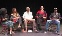Discussions, December 07, 2019, 12/07/2019, Afro-Atlantic Playwrights Festival Roundtable