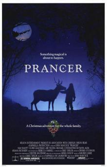 Films, December 03, 2019, 12/03/2019, Prancer (1989): Family Fantasy Drama
