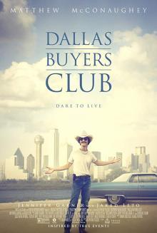 Films, December 04, 2019, 12/04/2019, Dallas Buyers Club (2013): Three Time Oscar Winning Drama With Matthew McConaughey and Jared Leto