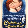 Films, December 05, 2019, 12/05/2019, Christmas in Connecticut (1945): Christmas Romantic Comedy With Barbara Stanwyck