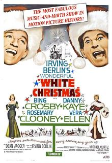 Films, December 10, 2019, 12/10/2019, White Christmas (1954): Oscar Nominated Comedy Musical