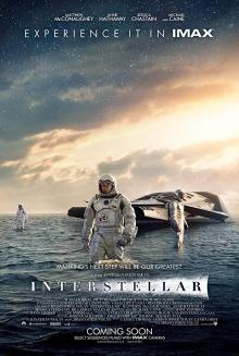 Films, December 11, 2019, 12/11/2019, Interstellar (2014) With Matthew McConaughey: Oscar Winning Epic Science Fiction By Christopher Nolan