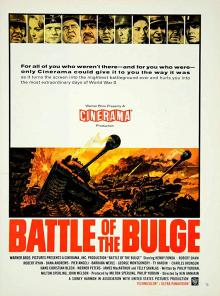 Films, December 13, 2019, 12/13/2019, Battle of the Bulge (1965): Epic War Movie With Henry Fonda, Robert Shaw And Robert Ryan