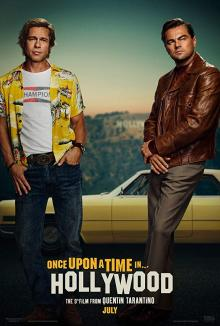 Films, March 14, 2020, 03/14/2020, !!!CANCELLED!!! Tarantino's Once Upon a Time ... in Hollywood (2019): Comedy Drama With Leonardo DiCaprio, Brad Pitt And Margot Robbie !!!CANCELLED!!!