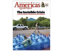 Discussions, December 05, 2019, 12/05/2019, Latin America's Mounting Water Crisis