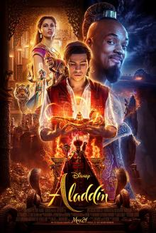 Films, December 02, 2019, 12/02/2019, Disney's Aladdin (2019): Musical Fantasy By Guy Ritchie With Will Smith
