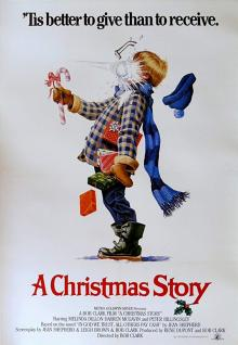 Films, December 19, 2019, 12/19/2019, A Christmas Story (1983): Christmas Comedy Set In 1940s