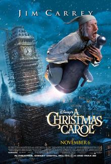 Films, December 27, 2019, 12/27/2019, A Christmas Carol (2009): Animation With Roles Voiced By Jim Carrey, Gary Oldman, Colin Firth And More