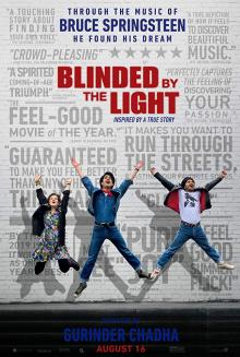 Films, December 26, 2019, 12/26/2019, Blinded by the Light (2019): Found His Voice Through The Music Of Bruce Springsteen