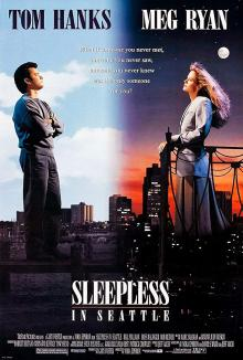 Films, December 27, 2019, 12/27/2019, Sleepless in Seattle (1993): Two Time Oscar Nominated Romantic Comedy With Tom Hanks and Meg Ryan