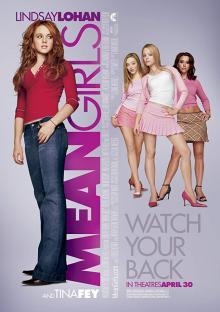 Films, December 30, 2019, 12/30/2019, Mean Girls (2004): A Teen Comedy