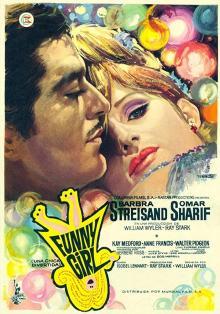Films, December 12, 2019, 12/12/2019, Funny Girl (1968): Oscar Winning Comedy Drama With Barbra Streisand And Omar Sharif
