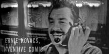 Screenings, December 10, 2019, 12/10/2019, Ernie Kovacs 100: Legacy of a TV Genius